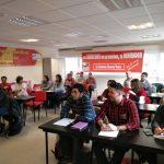 Jóvenes-CCOO llama a estudiantes y trabajadores a organizarse en el sindicato para combatir la precariedad