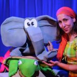 """La obra infantil """"¿A qué sabe la luna?"""", este domingo en el Teatro de la Sensación"""