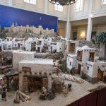 Ciudad Real: Un Monumental Belén compuesto por más de 350 figuras