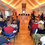 40 vecinos de Ciudad Real realizan la lectura pública de la Constitución Española