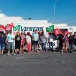 El comité de Vestas en Daimiel denuncia despidos y la «dura» política de personal de la empresa