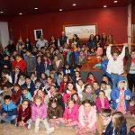 Torralba conmemora los 40 años de la Constitución con visitas de escolares al Ayuntamiento y un acto de homenaje
