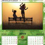 La ADS 'Valle de Alcudia' vuelve a rodearse de fotógrafos de prestigio para retratar en el calendario 2019 lo más característico de la comarca