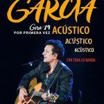 Las entradas del concierto de Manolo García en Ciudad Real estarán a la venta a partir del 2 de enero