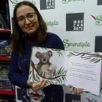 "Ciudad Real: Julia Pérez presenta su libro infantil ""Mamá Naturaleza"""