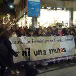 Ciudad Real: Doscientas personas se manifiestan en repulsa por el asesinato de Laura Luelmo y en contra de la violencia machista