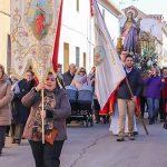 Almodóvar del Campo: Con la de santa Bárbara, en el barrio de El Calvario, este lunes se inicia el ciclo de candelarias