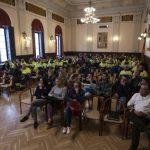 Los sindicatos USO, CCOO y UGT del Ayuntamiento de Ciudad Real anuncian concentraciones para el mes de diciembre
