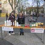 Ciudad Real: Alumnos del Hermano Gárate recogen alimentos y productos de limpieza en su tradicional campaña Kilo-litro