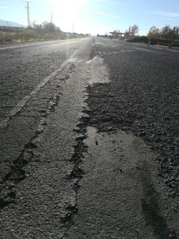 carretera El Torno 2