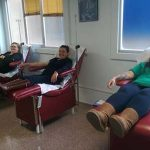 Puertollano: Donantes de Sangre logra 200 extracciones en la campaña de Navidad entre centros educativos, Repsol y cofradías