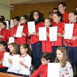 Puertollano:Entrega de diplomas de los exámenes Cambridge en el Colegio María Inmaculada