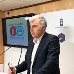 """Martín asegura que Ciudad Real está """"a media luz"""" por culpa de un equipo de Gobierno socialista """"en el que no brilla nadie"""""""