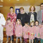 Entregados los premios que organiza la Diputación para fomentar los valores constitucionales entre los niños y adolescentes