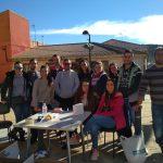 El Bombazo recoge en Valverde 142 kilos de productos para el Banco de Alimentos