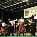 El folclore daimieleño viaja a Badajoz de la mano de la asociación folclórica Virgen de las Cruces