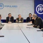 Cañizares muestra el apoyo del PP a los venezolanos residentes en Ciudad Real