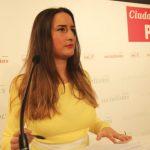 """Cristina López: """"Ciudad Real camina hacia la accesibilidad universal gracias a la gestión del gobierno de Pilar Zamora"""""""