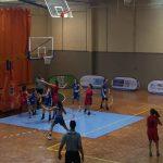 El Club Baloncesto OyE Ciudad Real se lleva su primera victoria a domicilio