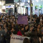 Cientos de personas se manifiestan en Ciudad Real para exigir que no se dé 'ni un paso atrás' en igualdad
