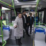 Ciudad Real renueva su flota de autobuses con tres nuevos vehículos de Gas Natural Comprimido
