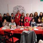 Carmen Quintanilla y Cristina Molina visitan Almadén dentro de la campaña 'Pueblo a pueblo'