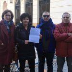Los socialistas de Almodóvar exigen a Lozano el cese fulminante en las responsabilidades de los dos concejales condenados por prevaricación