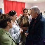 Puertollano: Incómodo encuentro político zanjado con elegancia