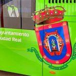 Ciudad Real: El Ayuntamiento invita a probar los nuevos autobuses de gas natural en la Plaza Mayor