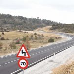 Cuatro carreteras nacionales reducen su velocidad a 90km/h en Ciudad Real