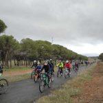"""Puertollano: Caminos y Cañadas anima a los aficionados de la bicicleta a la Marcha """"Día del Chorizo"""""""