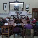 Comunicado: Constituida la Coordinadora regional en Defensa del Sistema Público de Pensiones
