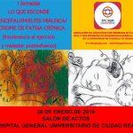 SFC-SQM de Castilla la Mancha organiza una jornada sobre el síndrome de fatiga crónica
