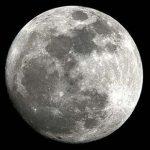 La noche del 20 al 21 de enero se producirá un eclipse total de luna que coincidirá con una superluna