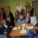 Puertollano: Los Reyes compartieron cariño y roscón en la Residencia de Mayores