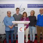 Ciudad Real: Nieves Sánchez, Ana Belén Henales y Francisco García, reconocidos en los Premios de la Asociación de la Prensa