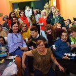 Puertollano: Mágica y emotiva tarde de Reyes en Fundación Fuente Agria