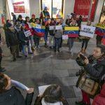 Comunicado de VOX en apoyo a las manifestaciones contra Nicolás Maduro