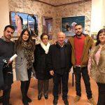 Abierta la exposición de Mariano García Morato en Villarrubia de los Ojos hasta el 16 de enero