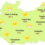 Febrero se despedirá con sol y altas temperaturas máximas