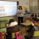 """El Ayuntamiento lleva a los colegios de Ciudad Real charlas sobre """"Mujer y Ciencia"""""""
