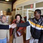 Cañizares visita el Banco de Alimentos de Ciudad Realv