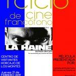 Horcajo de los Montes acogerá su primer Ciclo de Cine Francófono