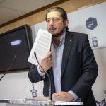 """Ganemos """"le ha puesto los cuernos"""" al acuerdo de investidura y ha """"engañado"""" a sus votantes, según Pedro Fernández"""