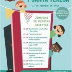 Almodóvar del Campo: El Colegio Maestro Ávila y Santa Teresa celebra el próximo 17 de febrero su jornada de puertas abiertas