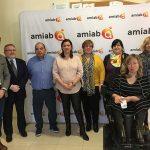 Presentada la delegación de Amiab Puertollano que gestionará los proyectos y recursos que desarrolla AISDI