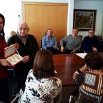 La alcaldesa de Puertollano comparte con Arquicma el reconocimiento a los mineros