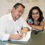 El poeta Luis Díaz-Cacho Campillo presentará su libro «Cartas de amor para Mavi» en Ciudad Real