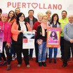 Puertollano se planta contra la violencia machista con solidaridad y deporte