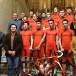 Presentado en la Diputación el equipo ciclista FENAVIN para la temporada 2019/20